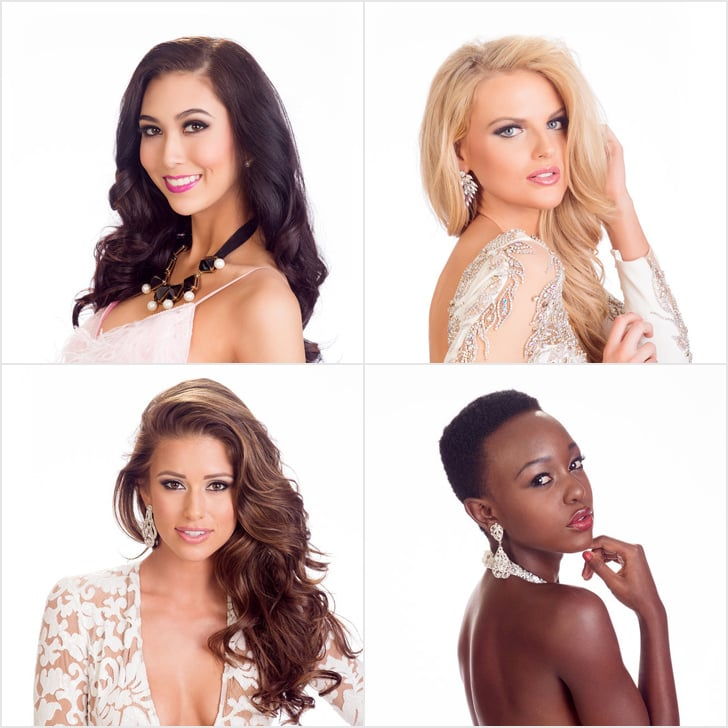 Miss Universe Pageant Beauty Tips