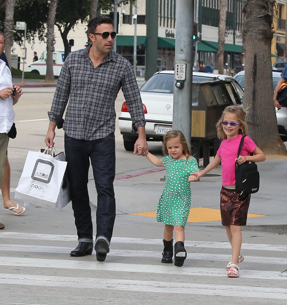 Ben Affleck Daughters | www.pixshark.com - Images ...