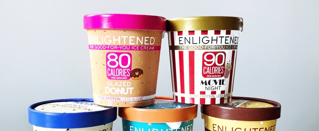 Enlightened Ice Cream New Flavors March 2018