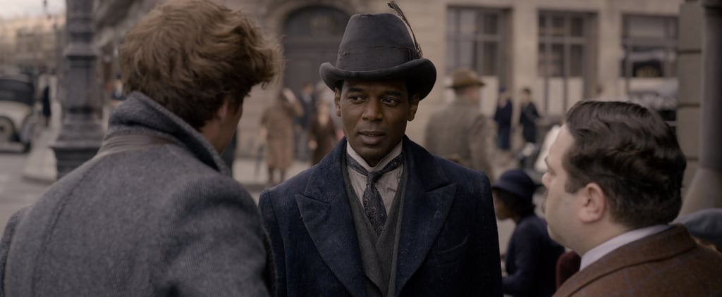 Who Is Kama in Fantastic Beasts Crimes of Grindelwald?