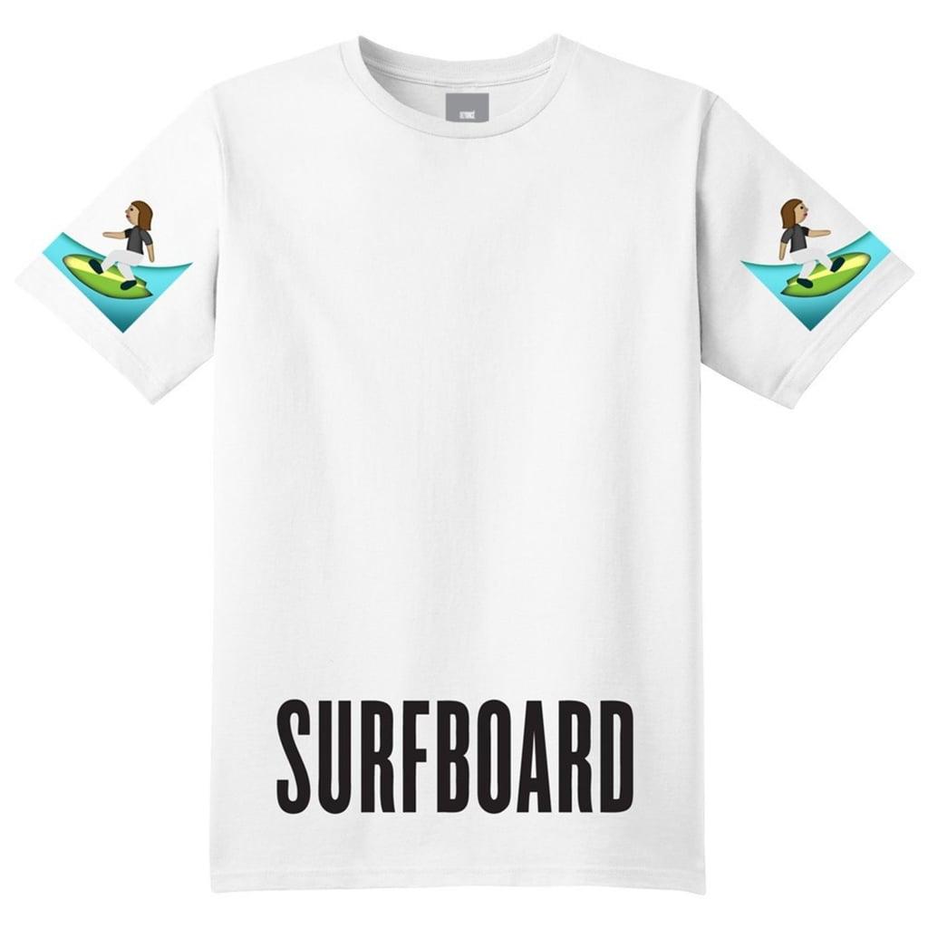 Beyoncé surfboard emoji shirt ($35)