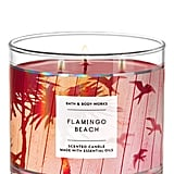 Flamingo Beach 3-Wick Candle