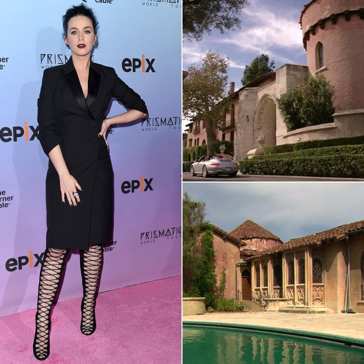 The Real Estate Battle Between Katy Perry and a Group of Nuns Heats Up