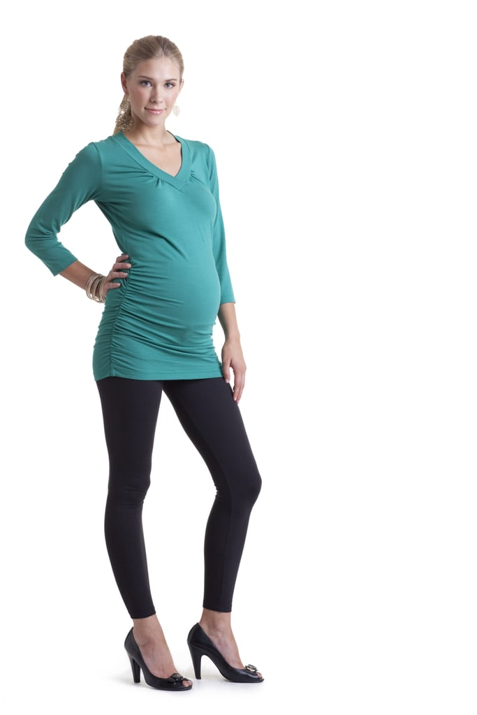 3/4-Sleeved Maternity Top ($52)