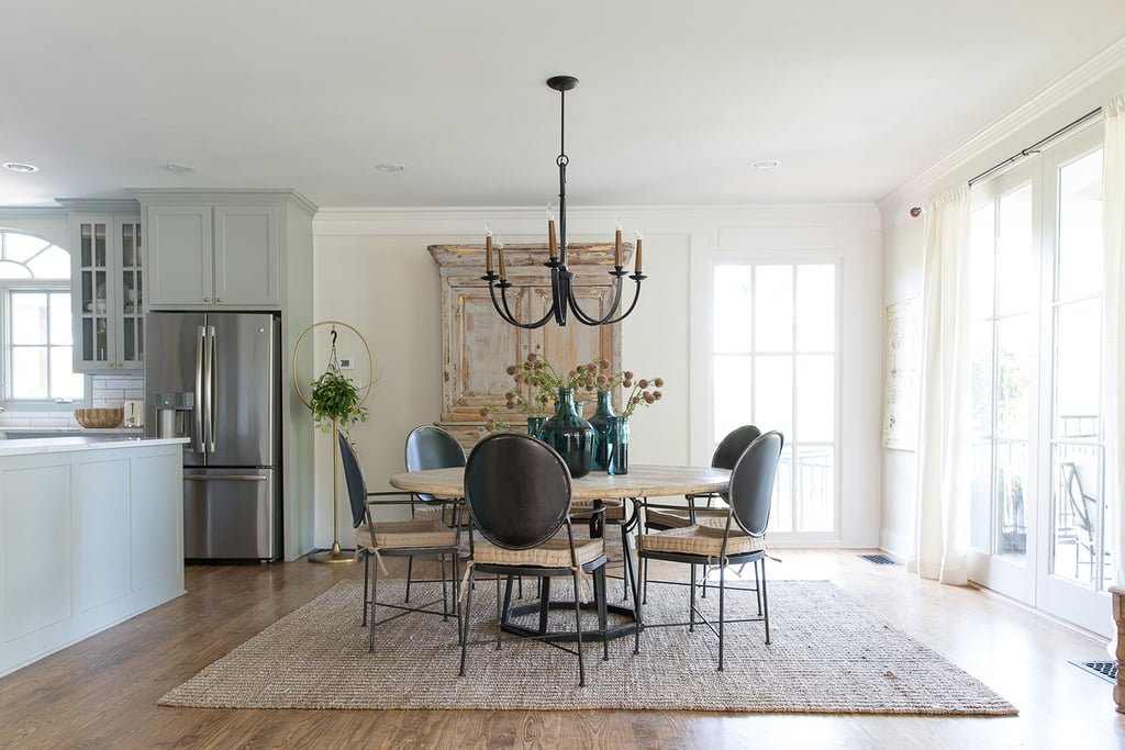 Fixer Upper Island With Bench Seating