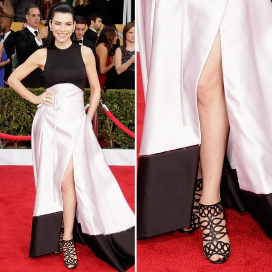 Julianna Margulies: SAG Awards Red Carpet Dresses 2013