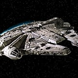 Inspiration: The Millennium Falcon
