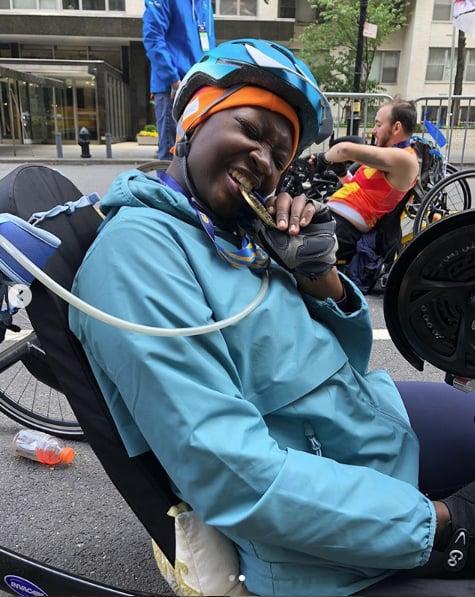 Mama Cax New York City Marathon 2019