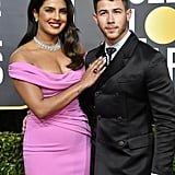 See Priyanka Chopra's Glam Golden Globes Dress