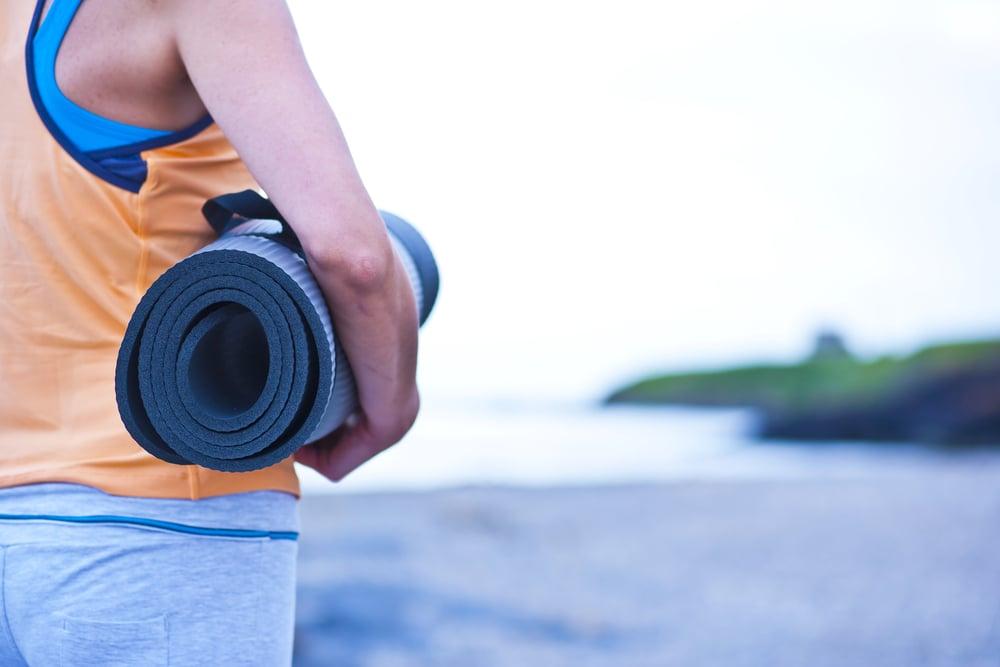 How To Break In A Yoga Mat Popsugar Fitness Australia