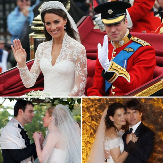 Most Expensive Celebrity Weddings | InStyle