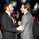 Ben Affleck and Bradley Cooper