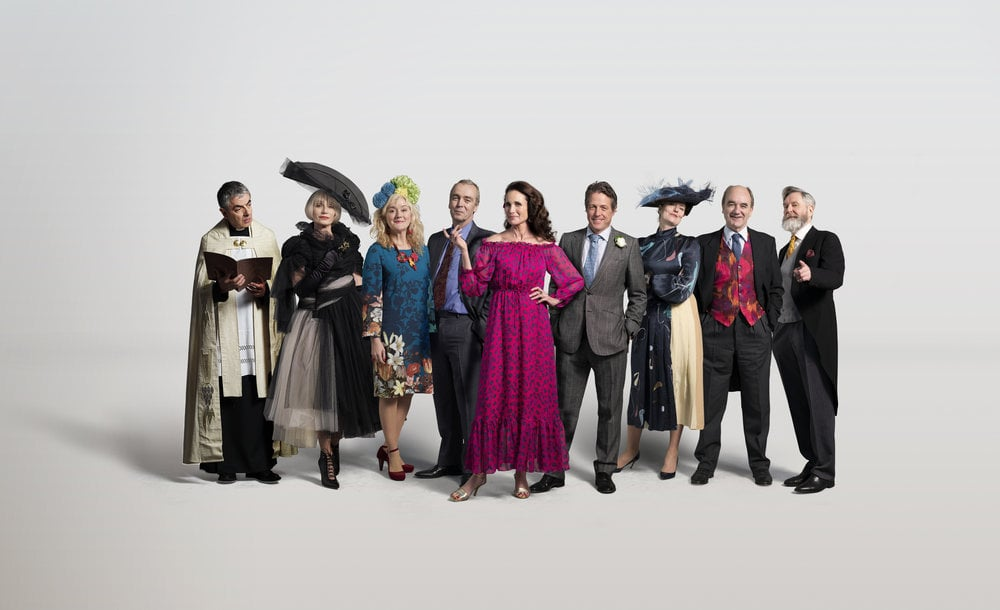 Four Weddings And A Funeral Sequel Red Nose Day Video Popsugar