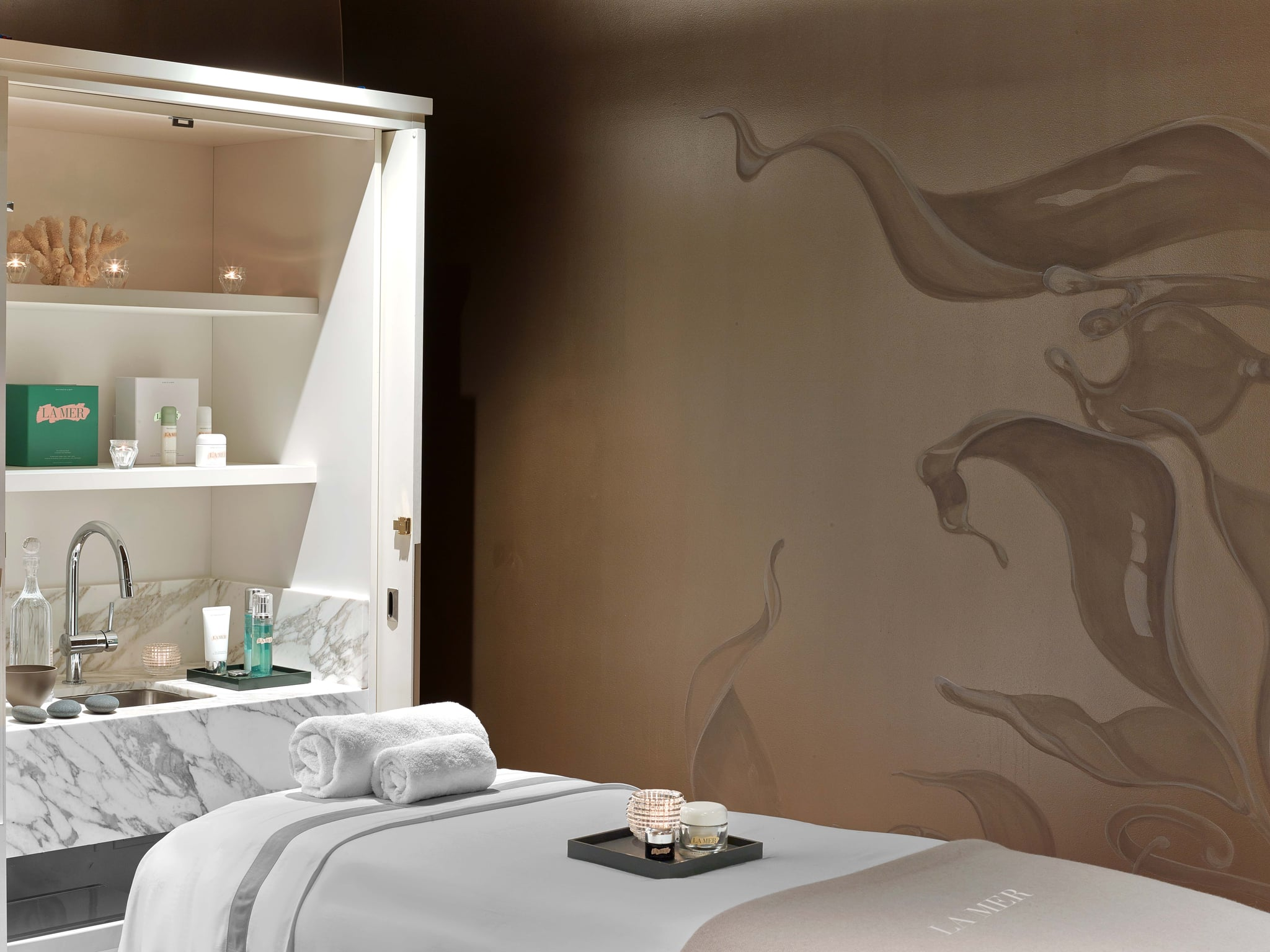 Spa de la mer in new york ny the most beautiful spas in for Salon baccarat