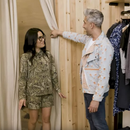 Tan France Gives Ali Wong a Makeover on Dressing Funny Video