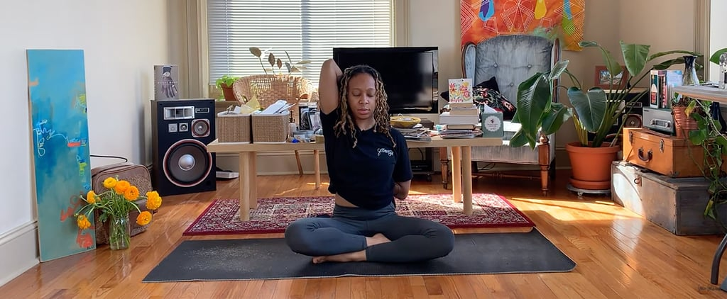 10-Minute Yoga Flow For Neck and Shoulder Tension Relief