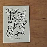 Quote Print