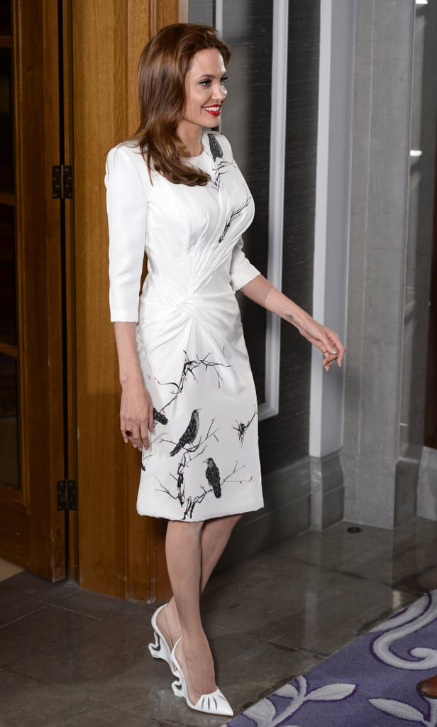 Angelina Jolie x Louboutin