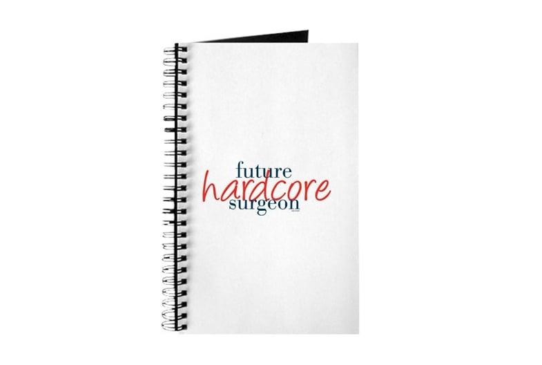 """""""Future Hardcore Surgeon"""" Journal ($13)"""