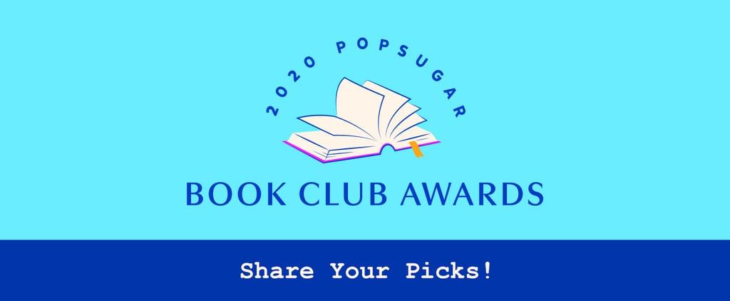 POPSUGAR Book Club Awards 2020 Announcement