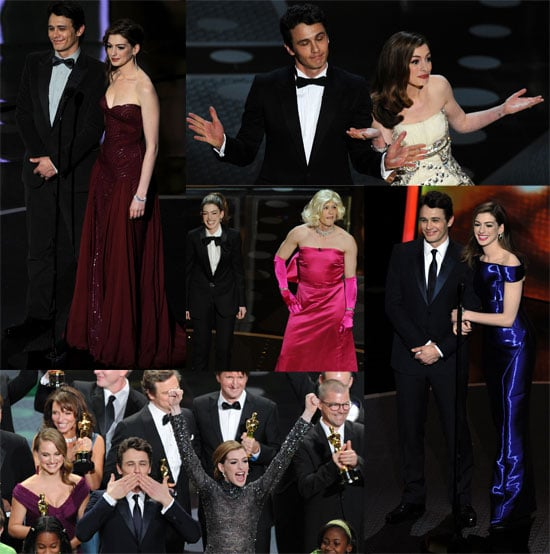 Pictures of 2011 Oscar Winners Natalie Portman, Colin Firth, Melissa Leo, and Christian Bale 2011-02-28 00:47:45