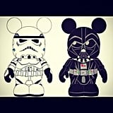 """So, #Disney buys #Lucasfilm? Bring on Darth Mickey... #Starwars #MickeyMouse #WaltDisney #DarthVader"" — jipijipperson Source: Instagram user jipijipperson"