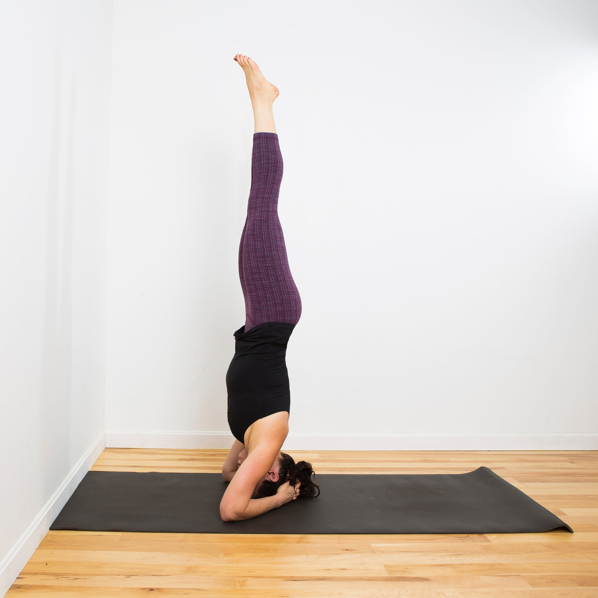 How to Do Headstand in Yoga  POPSUGAR Fitness