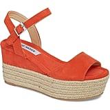 Steve Madden Kianna Espadrille Wedge Sandals