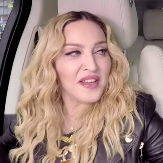 Madonna's Carpool Karaoke With James Corden