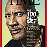 Dwayne Johnson 2019 Time 100 Most Influential People Cover