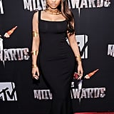 Nicki Minaj Is Barely Recognizable at the MTV Movie Awards
