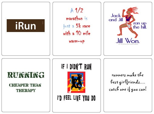 Inspiration for Women Runners