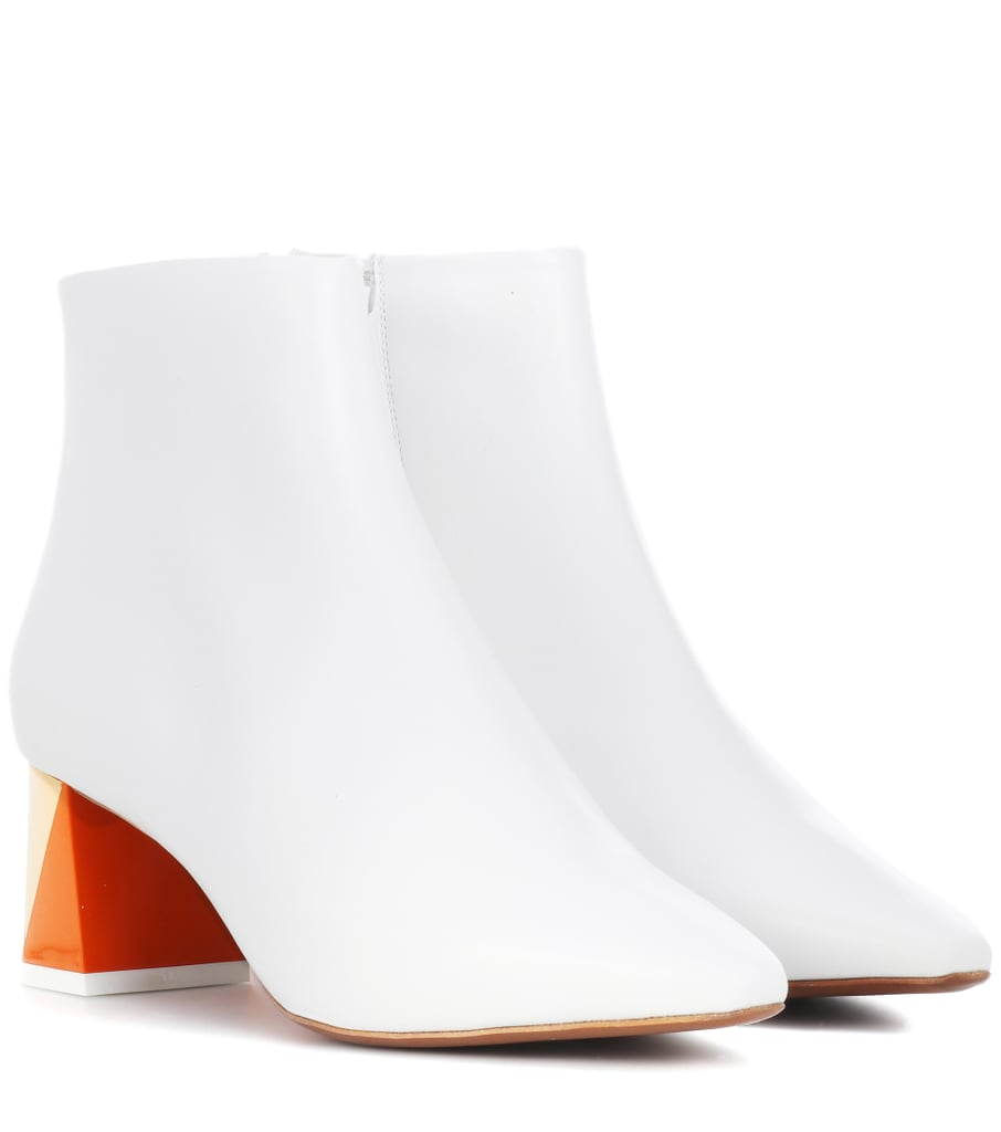 Neous Alpha Leather Ankle Boots