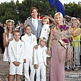 Greece Royal Family