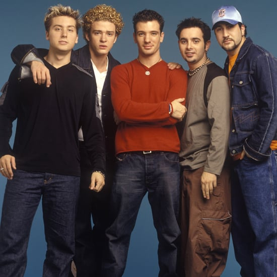 Celebrate 20 Years of *NSYNC With These Glorious GIFs