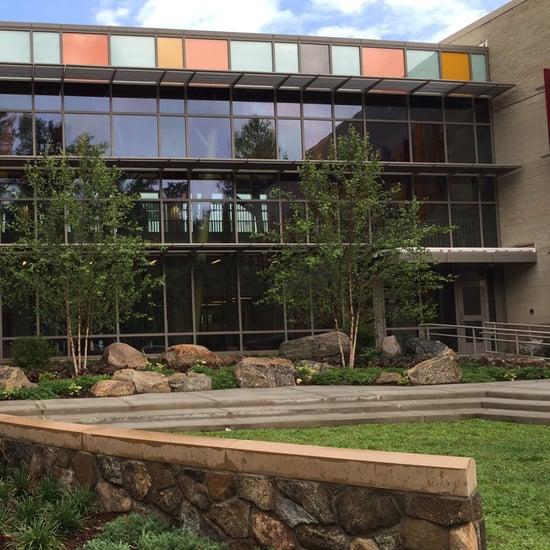 Photos of the New Sandy Hook Elementary School
