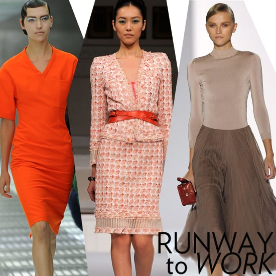 What to Wear to Work: Five Cool Ways To Update Your Work Wear Wardrobe Inspired By The Runway
