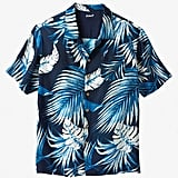 KingSize Tropical Caribbean Print Shirt