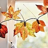 Leaf Fairy Lights