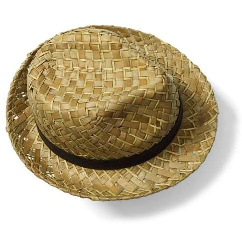 Hats offer a styled finish to your most basic looks, and they're just as convenient to pack. Simply lay the hat at the bottom of your bag with the top of it facing downward. Then pile intimates and socks into the inside of the hat to help keep its shape while you're in transit.  Club Monaco Nancy Straw Fedora ($70)