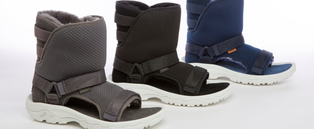 Sandal Boots Are Now a Thing, and We Bet Bloggers Will Love 'Em