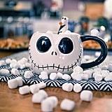 The Nightmare Before Christmas Jack Skellington Soup Mug