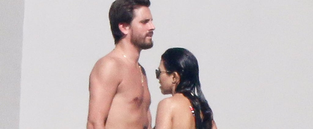 Kourtney Kardashian and Scott Disick's Mexican Getaway Sends Romance Rumors Into Overdrive