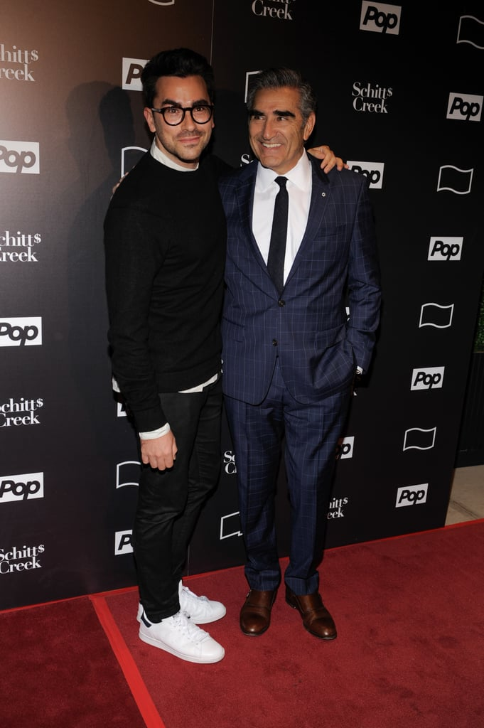 Eugene Levy and Daniel Levy Pictures