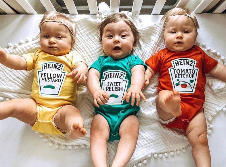 Hot Dog CHILD Costume Boys Girls One Size NEW