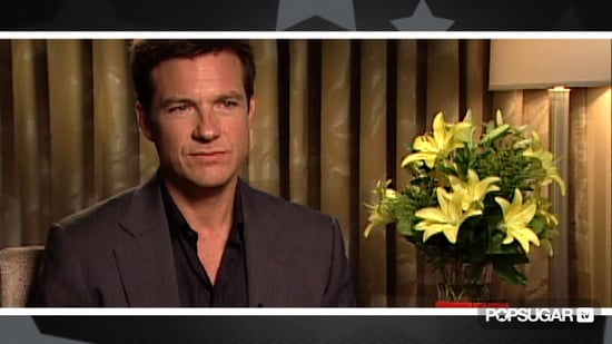 Video of Jason Bateman Talking About Working With Jennifer Aniston on The Switch