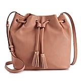 LC Lauren Conrad Kali Bucket Bag