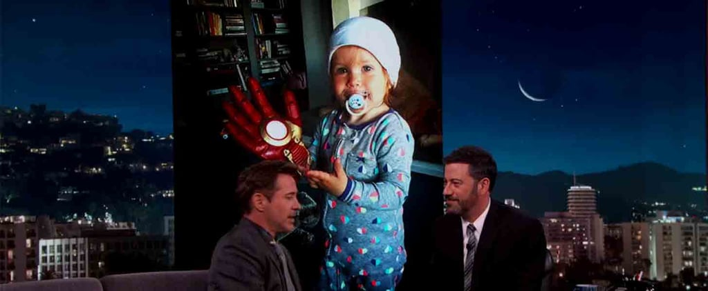 Robert Downey Jr. Shares an Adorable Photo of His 1-Year-Old Daughter, Avri
