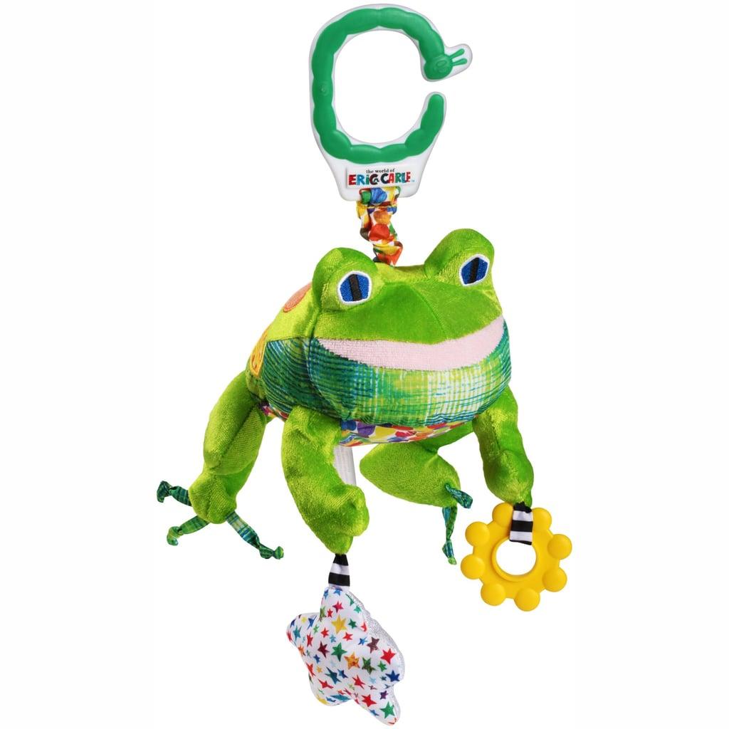 Frog Animal Developmental Toy
