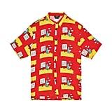 Snoopy Print Shirt